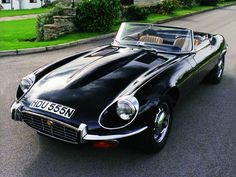 Jaguar E Type Series III (1974)