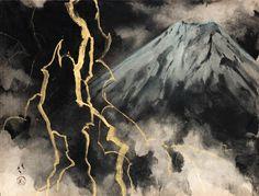 Ryushi Kawabata,  Kanrai (Winter thunder)