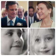 Mark and Bridget - today and earlier Bridget Jones Movies, Bridget Jones Baby, Mr Darcy, Colin Firth, Famous People, Actors, Films, Suit, Movies