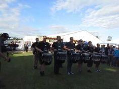 1 Musikprob Pfullendorf Seepark Festival, Fascination Drumms BauFachForu...