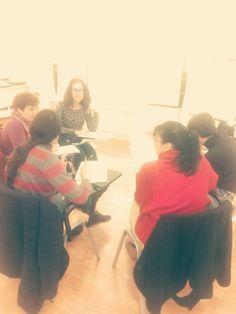 Dinámica Grupal, ENTREVISTA GRUPAL. TALLER 3. Programa Empoderamiento Femenino y Coaching. Centro Mujer. Manzanares
