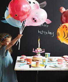Air Head Balloon Animals Set
