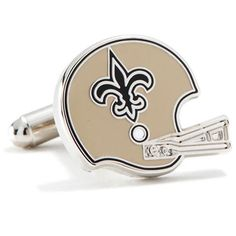 New Orleans Saints Cufflinks with New Collectible Gift Box