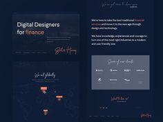 Bell & Hurry website    app  finance  footer  landing  landing page  mobile  ui  ux  web  webdesign  web design  website