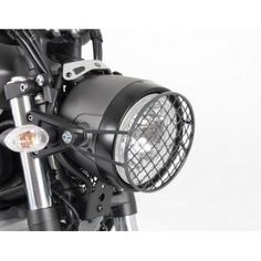 Hepco & Becker headlight grill for Yamaha XSR 700 Protect the h...