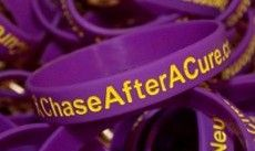 Help spread childhood cancer awareness and neuroblastoma awareness with our cool wrist bands. #wristbands #neuroblastoma #cancer