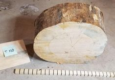 Large Wood Slabs for knife, axe and hatchet throwing targets. Log Slices, Wood For Sale, Wood Slab, Rustic Style, Rustic Wood, Pine, Tables, Chair, Wooden Surfboard