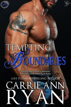 Tempting Boundaries (Montgomery Ink Book 2) Coming in 2014