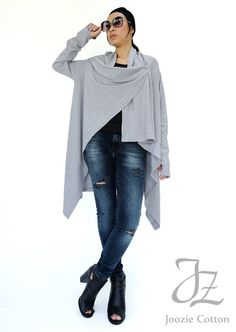 Hey, I found this really awesome Etsy listing at https://www.etsy.com/listing/110323295/no61-heather-grey-cotton-blend-jersey