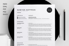 Features: A4 Size - 210 x 297mm + bleed Letter Size - 8.5 x 11 inch + bleed Baseline / Document Grid Perfectly Aligned Typography Ready to Print, High Resolution files: just add in your details All...