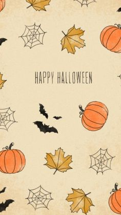 Halloween Wallpapers and Costume Ideas Halloween-Kinder-Tapete Mehr Cute Fall Wallpaper, Wallpaper Free, Halloween Wallpaper Iphone, Holiday Wallpaper, Kids Wallpaper, Brown Wallpaper, Nature Wallpaper, Wallpaper Ideas, Halloween Background Tumblr