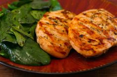 How to Make Juicy Grilled Chicken Breasts That Are Perfect Every Time from Kalyn's Kitchen
