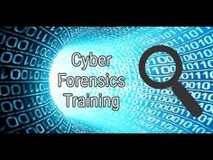 Cyber Forensics Training and Workshops - YouTube
