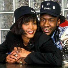 a1348644b2569 Whitney Houston and Bobby Brown Whitney Houston