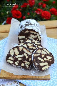Hungarian Recipes, Hungarian Food, Christmas Baking, Fudge, Kids Meals, Sweet Recipes, Deserts, Dessert Recipes, Food And Drink