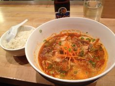 Kimchi Stew at Momofuku Noodle Bar | 17 Foods That Make Living In NYC Worth It