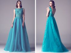 Fadwa Baalbaki Spring 2015 Couture Collection