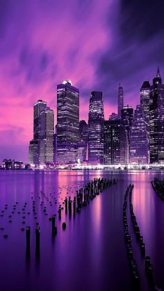 The purple city Purple Wallpaper Iphone, Neon Wallpaper, Aesthetic Pastel Wallpaper, Aesthetic Backgrounds, Aesthetic Wallpapers, Violet Aesthetic, Dark Purple Aesthetic, Aesthetic Colors, Aesthetic Pictures