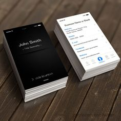 12 best iphone business cards images on pinterest business cards business card templates business cards card templates offices lipsense business cards wajeb Gallery