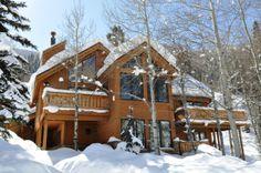 Exchange home in Vail, #Colorado.  #Ski, #HomeExchange, #Vacation, #Travel
