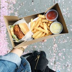 Yum yum best combo of all time healthy eating challenge, shake shack menu, Food N, Good Food, Food And Drink, Yummy Food, Dog Recipes, Healthy Recipes, Healthy Eating Challenge, Burger And Fries, Burgers