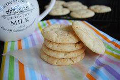 Vanilla Bean Snickerdoodles (from Shugary Sweets) Cookie Pie 1d9f79f00