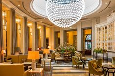 Consistently rated as one of the World's best Hotels -  the fabulous Corinthia, Whitehall. London