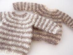Blythe Oversized Mohair Sweater