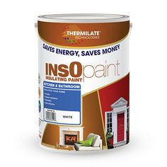 Insulating Kitchen & Bathroom paint, find out more at - http://www.ipaintstore.co.uk/