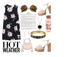 """""""Untitled #397"""" by mlka ❤ liked on Polyvore featuring Usagi, Trina Turk and Marlin Birna"""