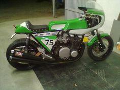 1978 Kawasaki Z1000R Cafe Racer - Hugo Caetanito - Racing Cafe