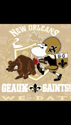 Who dAT Nation❗