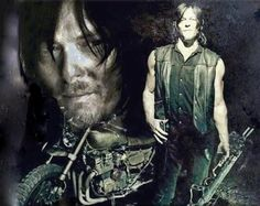 Norman Reedus Daryl Dixon The Walking Dead