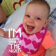 I get many mums telling me that once their baby is sleeping through the night it…