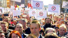 Moscovitas Se Hartan De Putin y Quieren Internet Libre