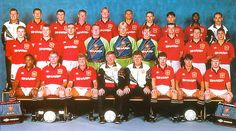 Manchester United 1995/96