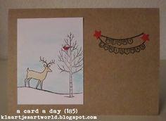 Stampin' Up! ---> Klaartje's kaartjes en meer...