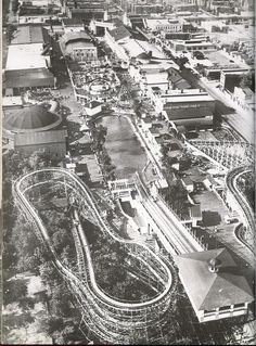 Old Chicago Amusement Park History | chicago #chicago history #1920's #white…