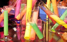 decoracao de festa neon 8