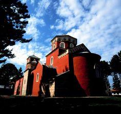 Manastir Žiča, Kraljevo, Srbija / Monastery Zica, Kraljevo, Serbia