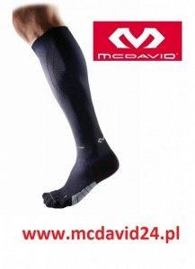 McDavid Skarpety Kompresyjne ACTIVE Bieganie 8832