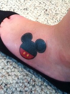 Disney was a huge part of my childhood and I still love it. I want this one on my finger, I think.