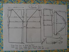 Patrón de Vestido cruzado, creado por el diseñador Diane von Furstenberg en 1974 y que nunca pasa de moda. Este tipo de vestido sienta bien a todo tipo de cuerpos ya que alarga la silueta y estiliz…