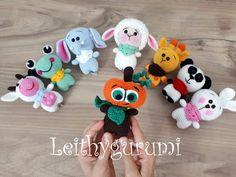 Leithygurumi: Amigurumi Pumpkin Head for Halloween English and Turkish Pattern