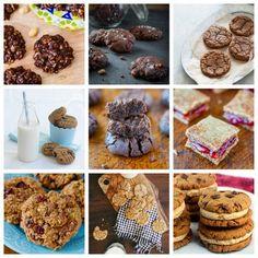 20 Gluten-Free Cookie Recipes