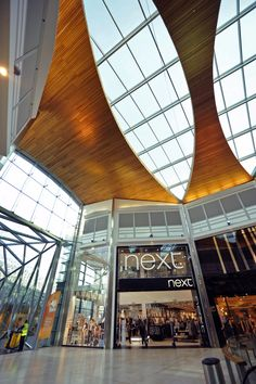 Next Highcross Leicester entrance