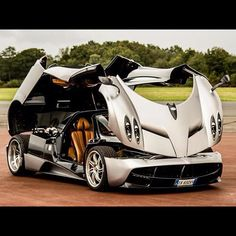 "The Pagani Huayra trying to match bumblebees transforming skills- From ""Transformers"""
