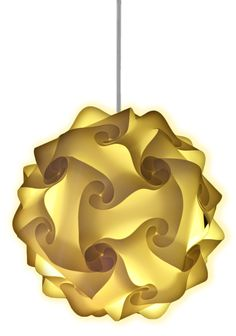 This modern, stylish yellow lamp create the wow factor in any home, bar, restaurant or event. Available in a wide range of colors!