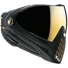 Paintball Maske DYE I4 Thermal LTD black/gold