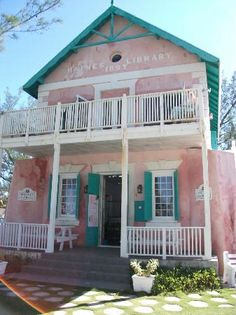 Haynes Library - Eleuthera